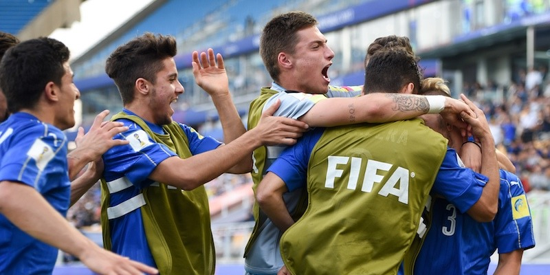 Italia-Mali 7 giugno: si gioca per i quarti di finale del campionato Mondiale Under 20. Azzurrini favoriti, ma occhio agli africani.