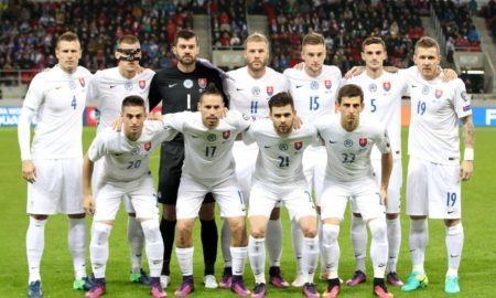 Qualificazioni Europei, Azerbaigian-Slovacchia 11 giugno