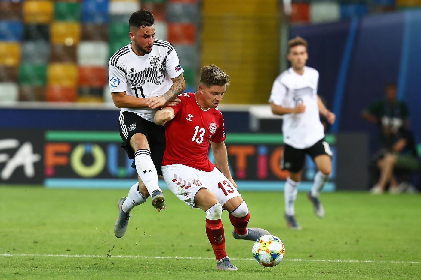 Danimarca-Austria 20 giugno: si gioca per la seconda giornata del gruppo B degli Europei Under 21. Danesi costretti a vincere.