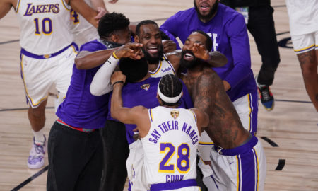 Nba, Lakers in trionfo per la 17esima volta: festa a Los Angeles