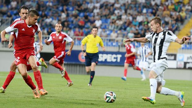 Serbia Super Liga sabato 22 settembre