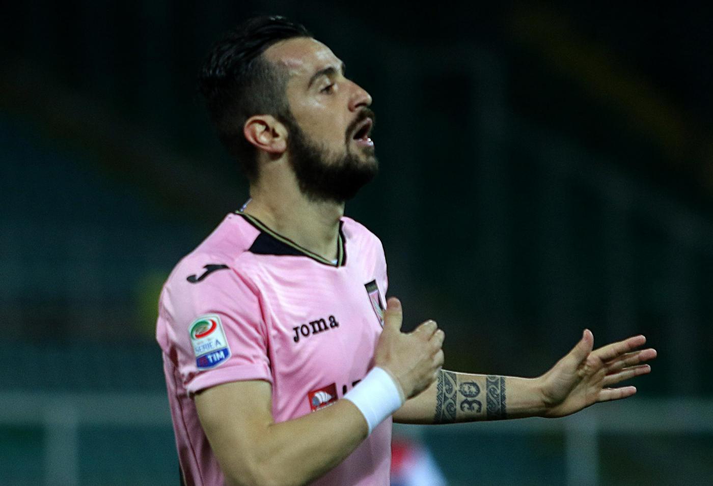 Palermo-Pro Vercelli Serie B analisi probabili formazioni pronostico 9 settembre 2017