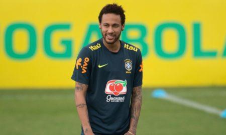 Neymar-Real Madrid