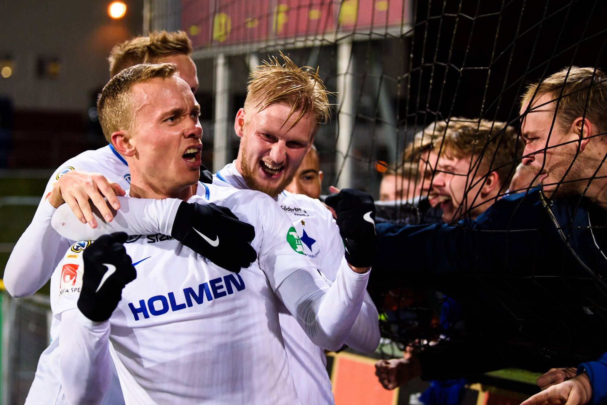 Ostersunds-Norrkoping 14 luglio