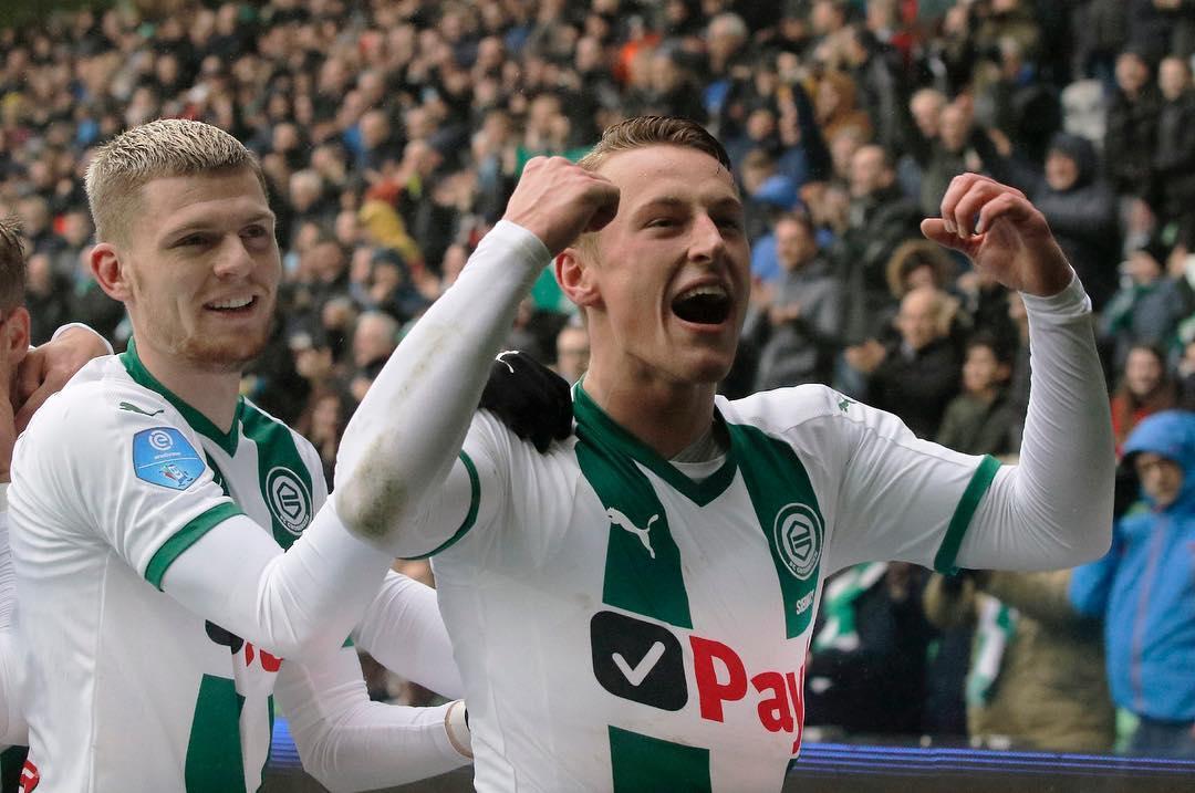 Sparta Rotterdam-Groningen pronostico 16 febbraio eredivisie