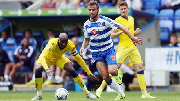 Orlando Sa, attaccante del Reading