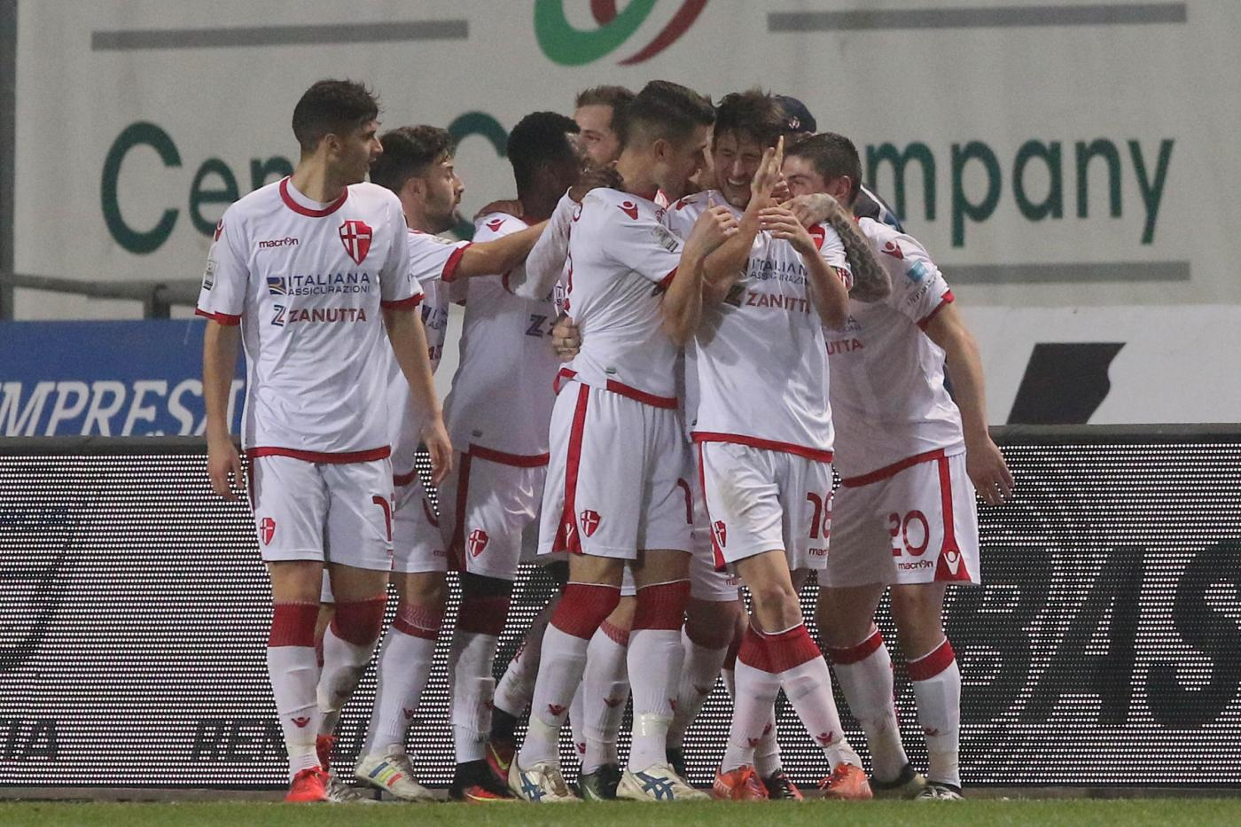 Padova-triestina martedì 21 novembre, analisi e pronostico Coppa Italia serie C
