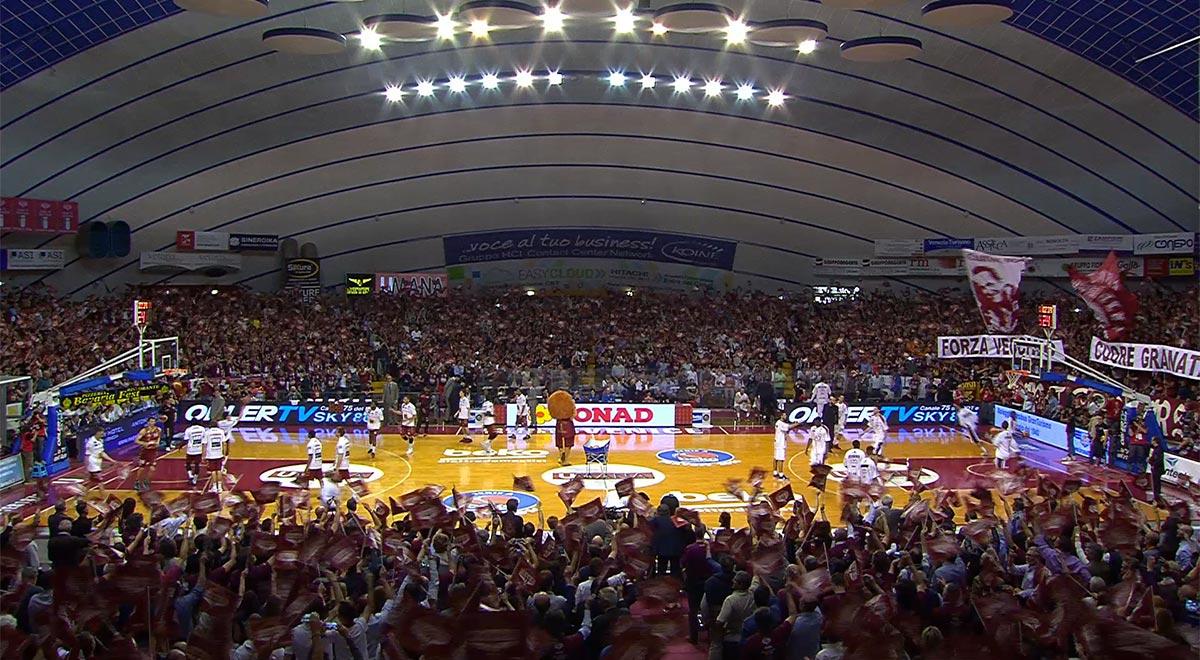 Serie A Basket sabato 27 ottobre