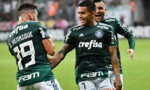 Internacional-Palmeiras mercoledì 17 luglio