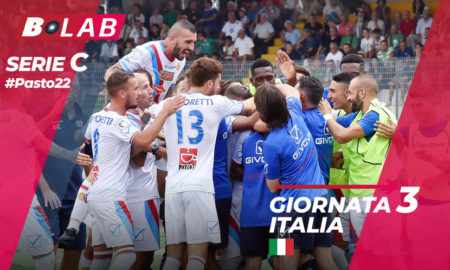 Pronostici Serie C giornata 3