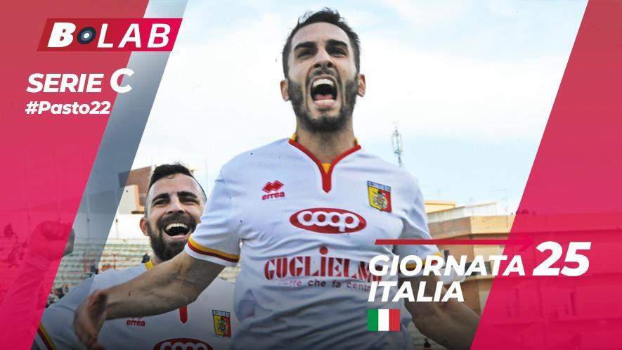Pronostici Serie C 10 febbraio: #Csiamo, il blog di #Pasto22