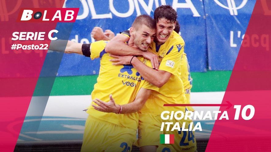 Pronostici Serie C 4 novembre: #Csiamo, il blog di #Pasto22