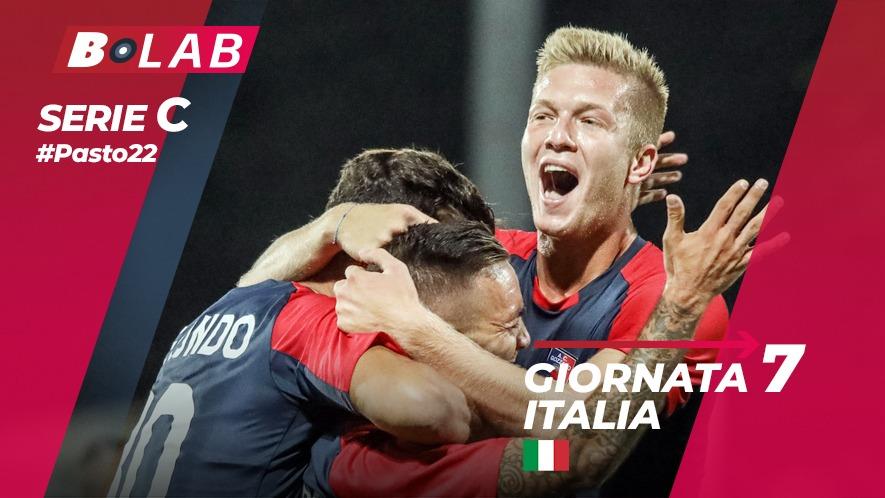Pronostici Serie C 18 ottobre