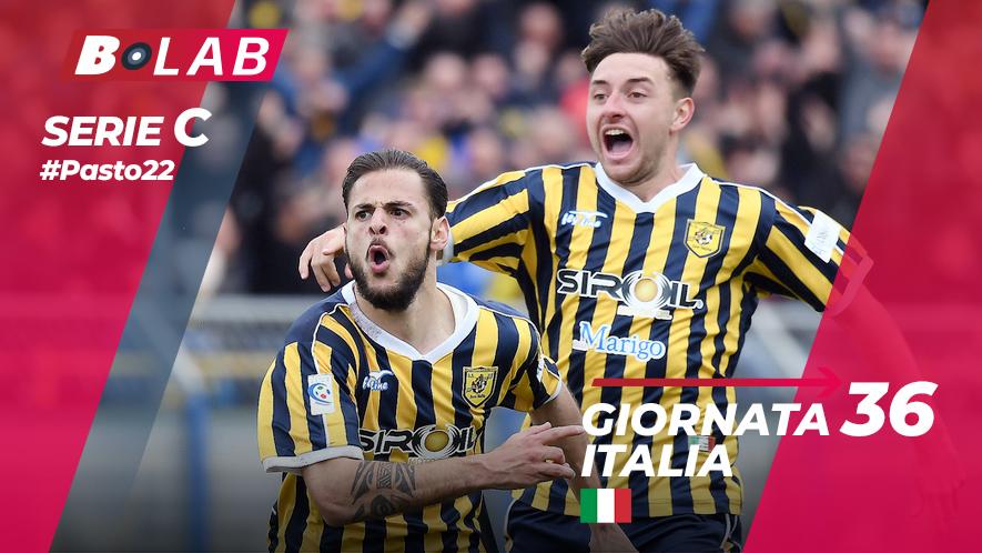 Pronostici Serie C 20 aprile