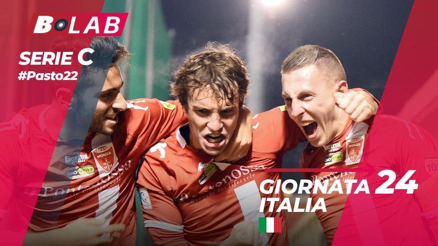 Pronostici Serie C 2 febbraio