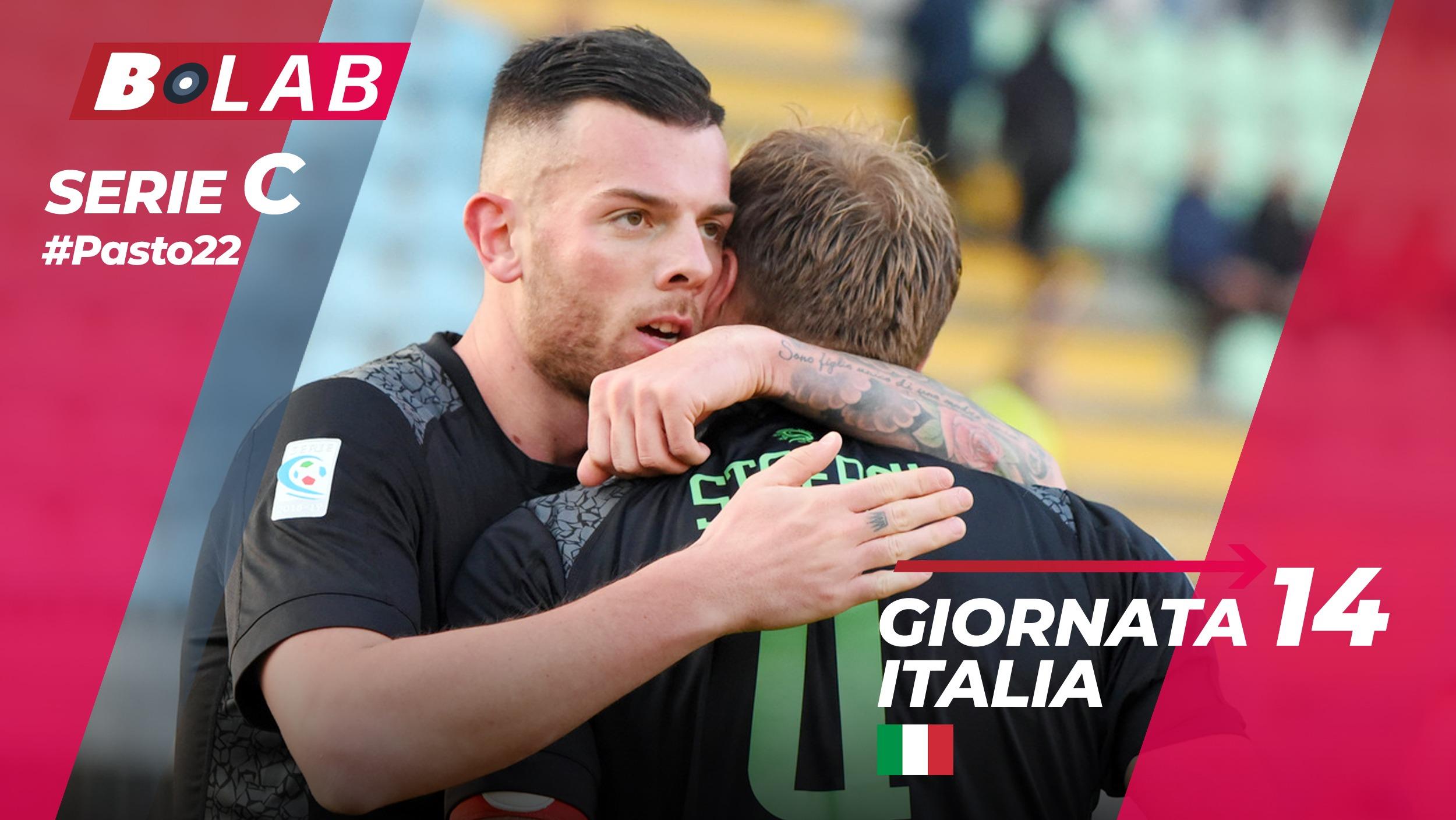 Pronostici Serie C 1 dicembre : #Csiamo, il blog di #Pasto22