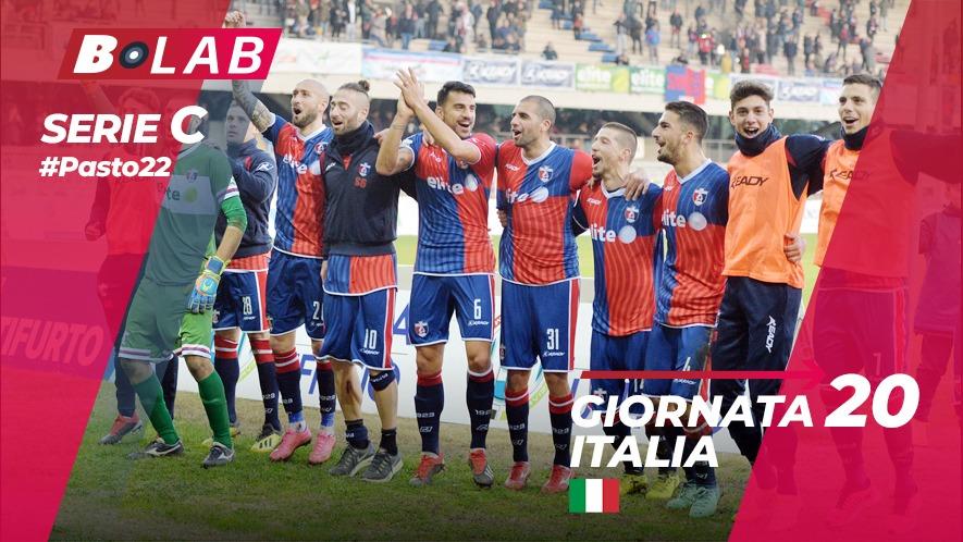 Pronostici Serie C 29 dicembre