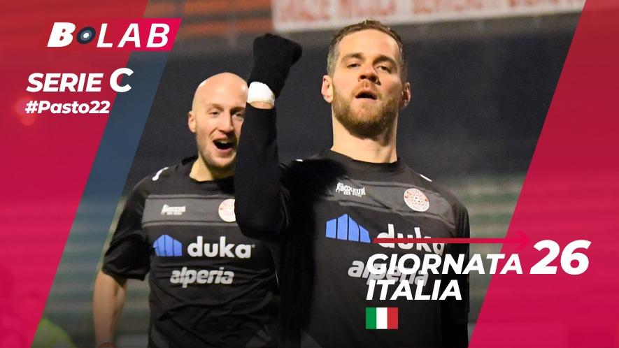 Pronostici Serie C 12 febbraio: #Csiamo, il blog di #Pasto22. Analisi, news e pronostici delle gare di martedì 10 febbraio nella ex Lega Pro