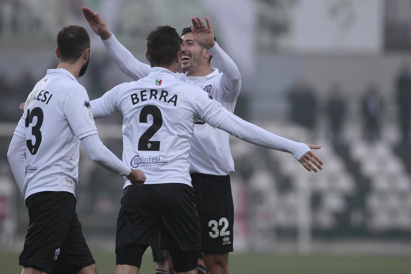 Serie C, Pro Vercelli-Virtus Entella martedì 19 marzo: analisi e pronostico del recupero della settima giornata della terza divisione