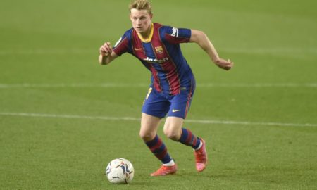 De Jong Barcellona