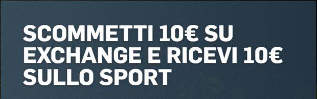 Pronostici chat Blab Live pronostico calcio oggi bonus giochi 10 euro exchange ricevi 10 euro freebet su sportsbook sabato 19 domenica 20 settembre serie a