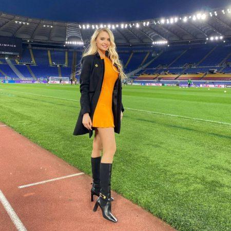 Pronostici Europa League oggi di Olga Kalenchuk per Calciatori Brutti sfida risultati esatti