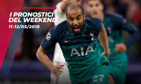 Pronostici 11-12 Maggio 2019