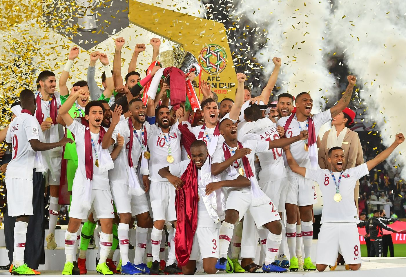 Foto Coppa Asia 2019