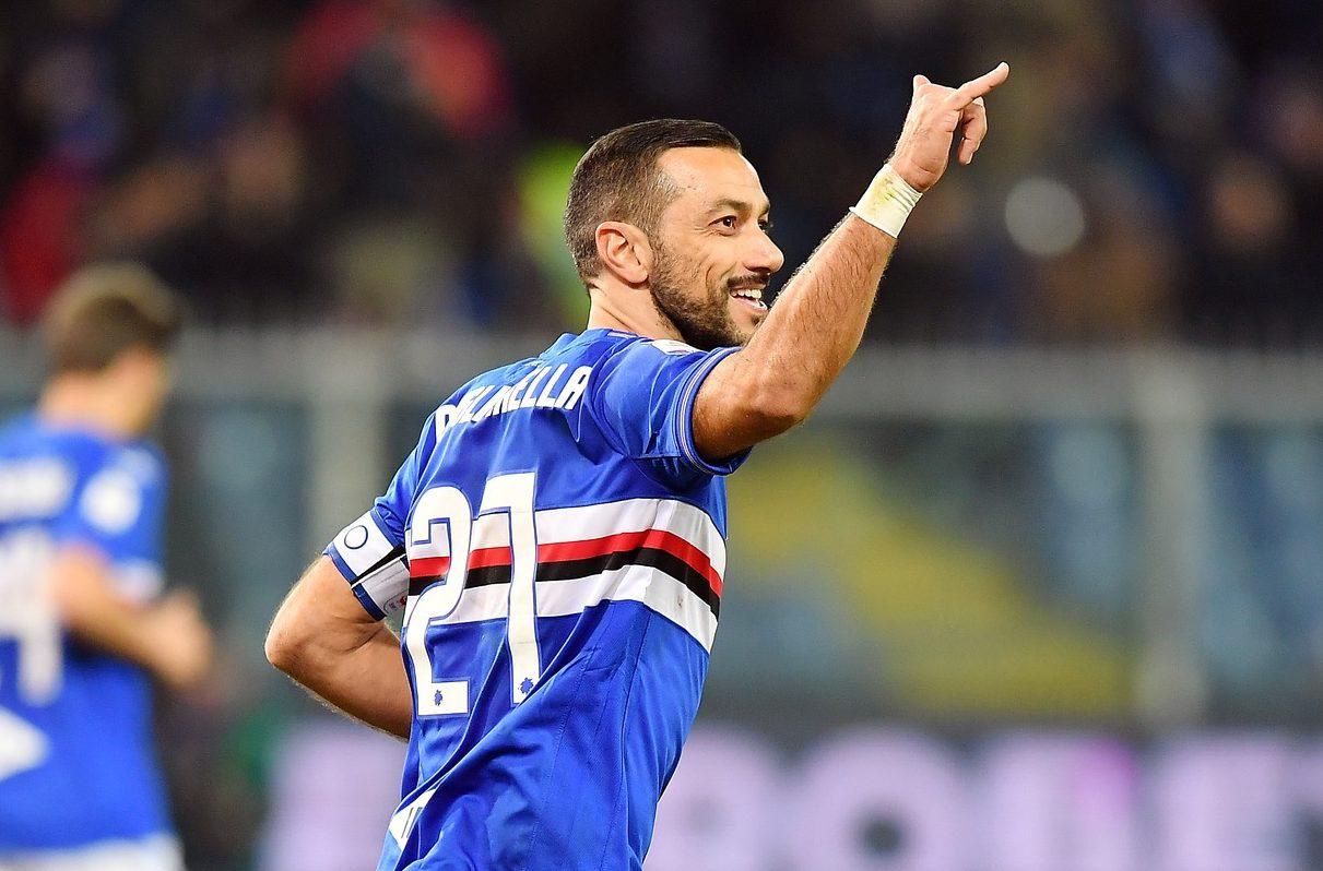 Serie A, Sampdoria-Juventus 26 maggio: Quagliarella sfida CR7 nell'ultima giornata