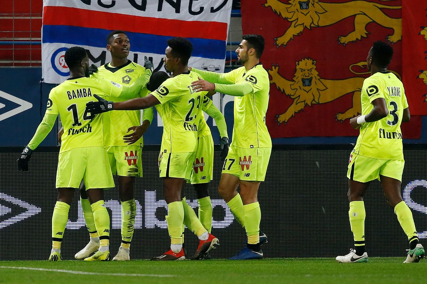 Lilla-Monaco 15 marzo: si gioca per la 29 esima giornata del massimo campionato francese. Sfida che si può rivelare equilibrata.