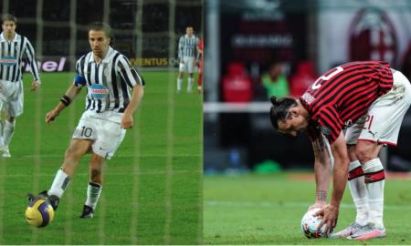 pronostici Calciatori Brutti record di rigori a favore ricevuti in un campionato di Serie A rigore Juve rigore Milan Del Piero Ibrahimovic