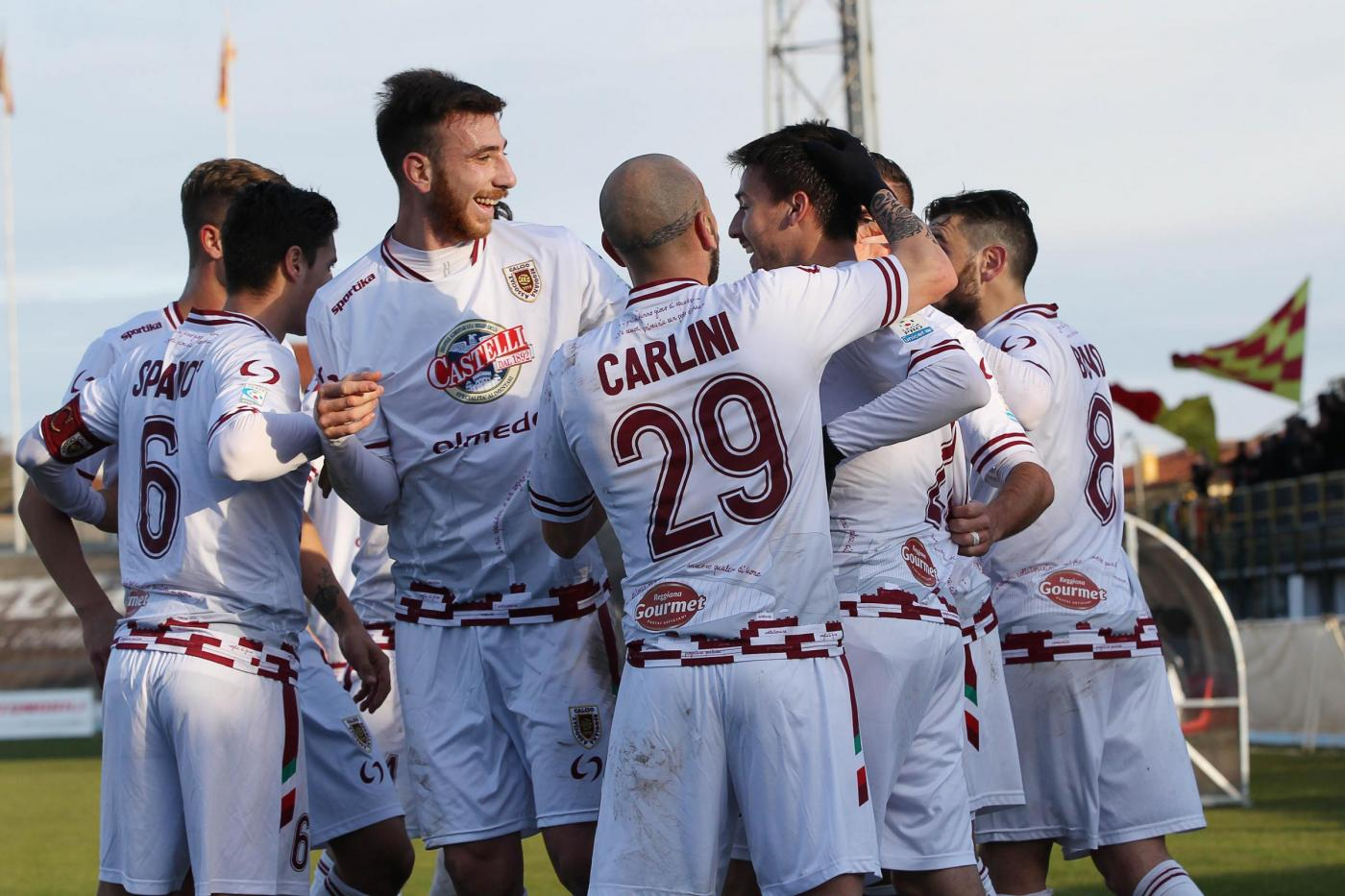 Reggio Audace-Gubbio 6 ottobre: il pronostico di Serie C