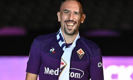 Colpo Fiorentina: le foto della presentazione di Ribery