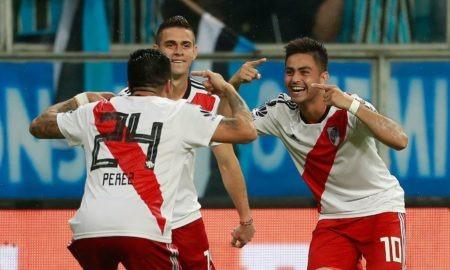 River Plate-Alianza Lima giovedì 11 aprile