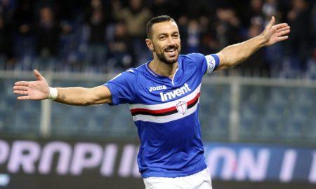 Napoli-Quagliarella: il centravanti della Sampdoria potrebbe tornare in azzurro. De Laurentiis ci sta pensando