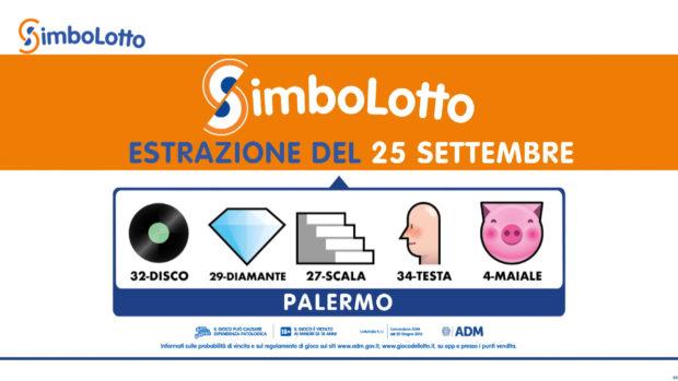 Simbolotto 25 settembre 2021 Lotto Simbolotto oggi estrazione simbolotto lotto ieri Simbolotto oggi estrazione oggi lotto oggi sabato