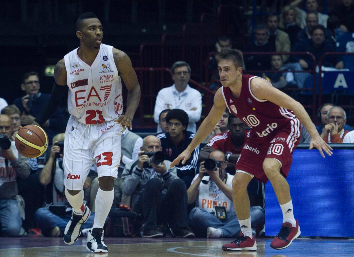 Serie A Basket domenica 17 dicembre