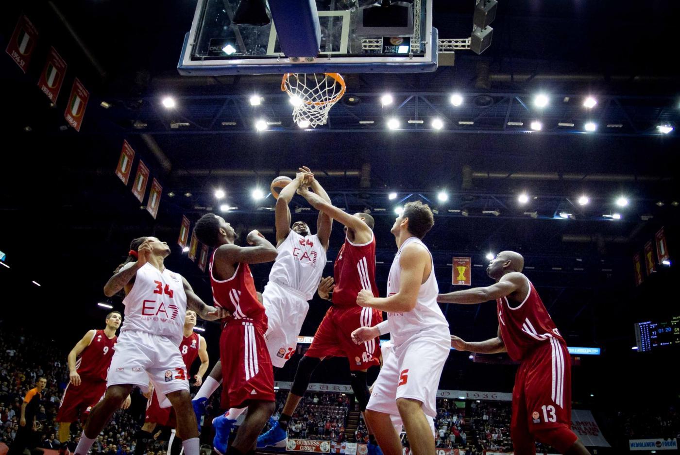 Serie A Basket domenica 19 novembre