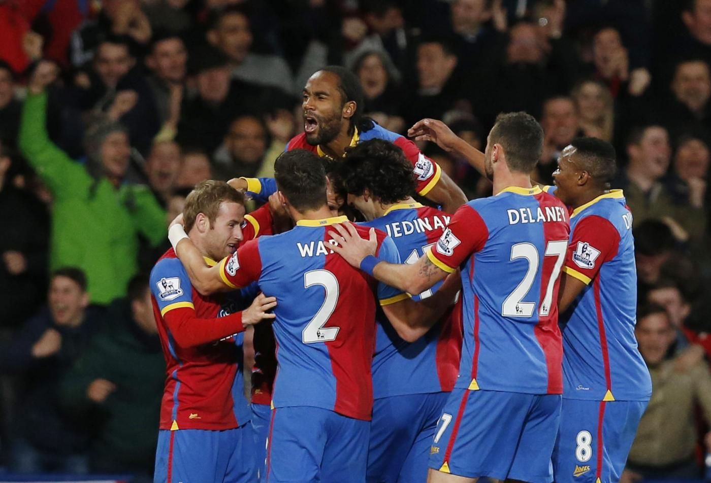 Crystal Palace-Leicester 28 aprile