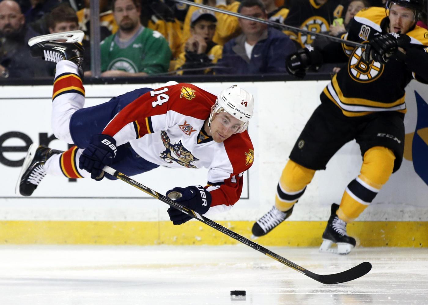 Pronostici NHL 12 dicembre,tre partite, spicca Capital contro Bruins