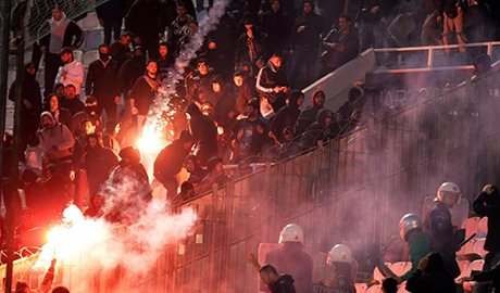 Grecia Super League sabato 12 gennaio: nel paese ellenico 16ma giornata di Super League. PAOK primo con 38 punti, +8 sull'Olympiakos