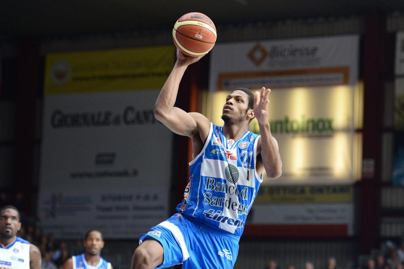 Serie A Basket domenica 15 aprile