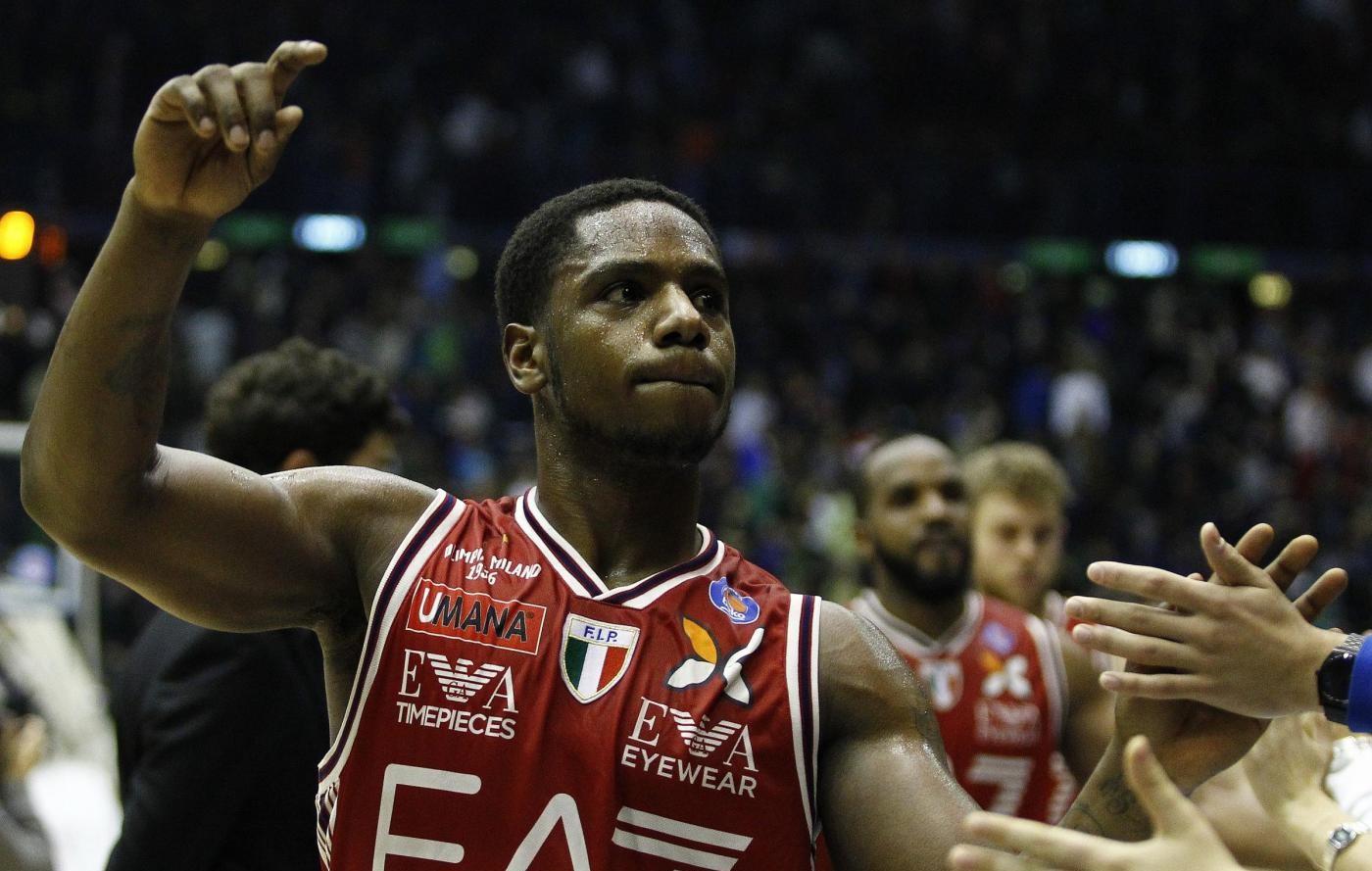 Serie A Basket domenica 11 novembre
