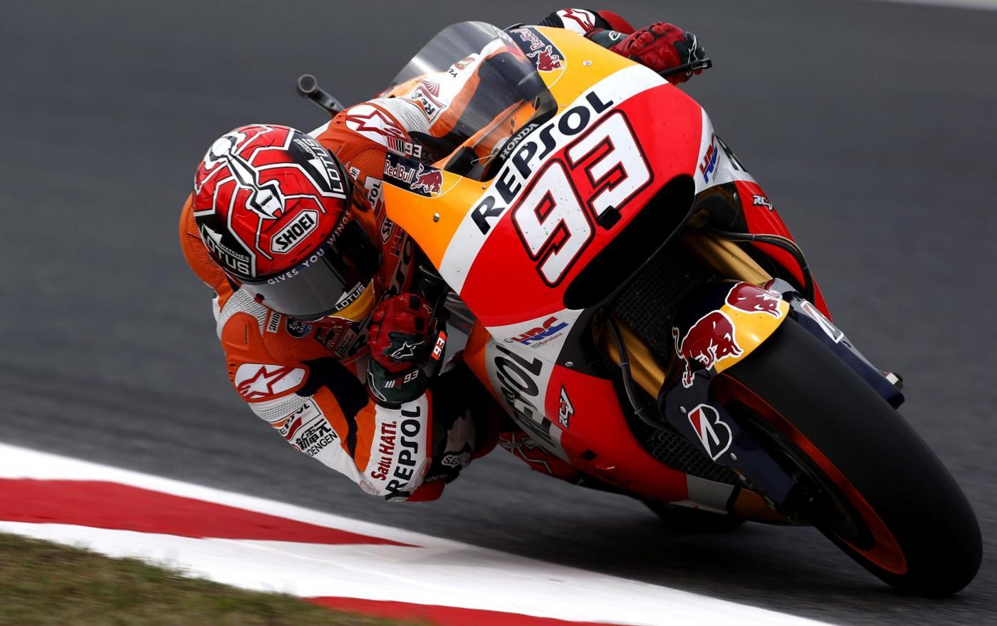 Marc Marquez, Moto GP