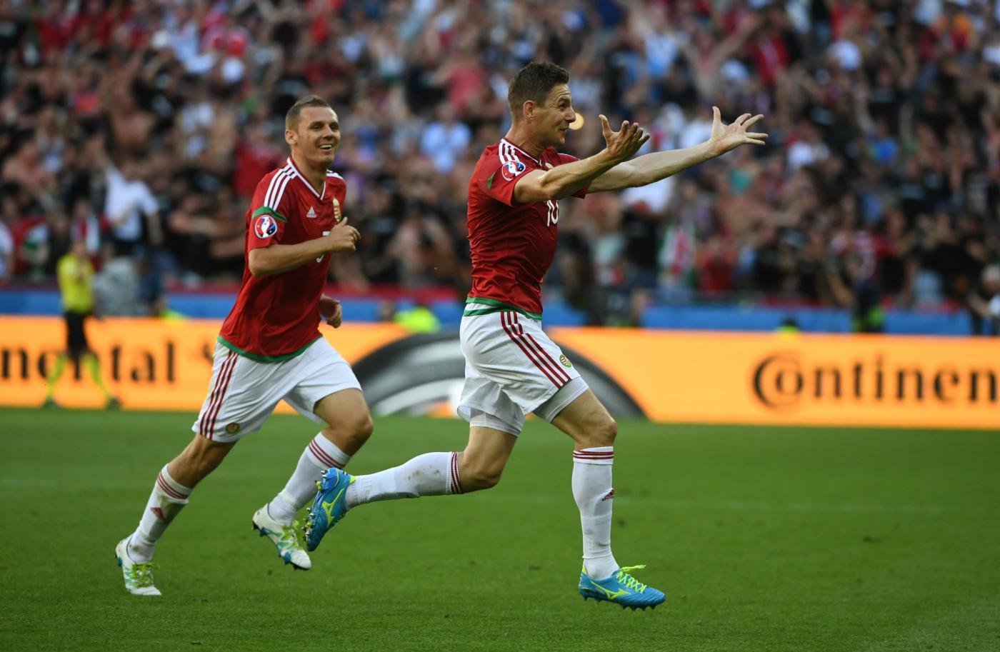 Ungheria-Galles martedì 11 giugno