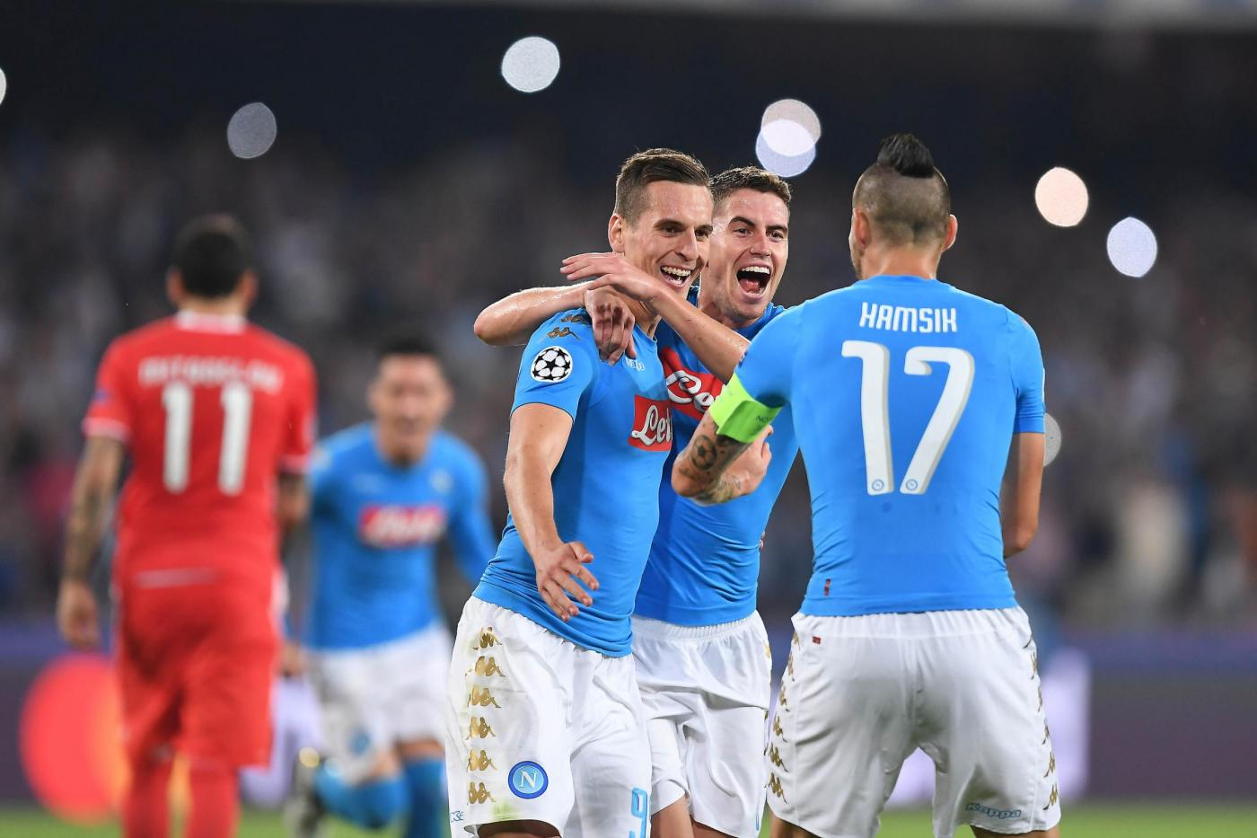 Ventiseiesima Serie A, Napoli-Atalanta: sfida per l'Europa!