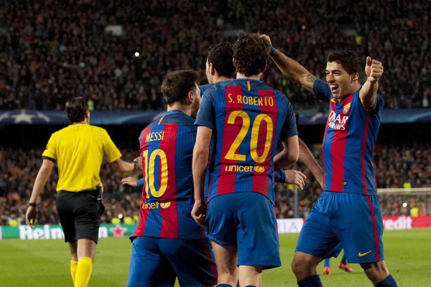 Olympiacos-Barcellona martedì 31 ottobre, analisi e pronostico Champions League giornata 4