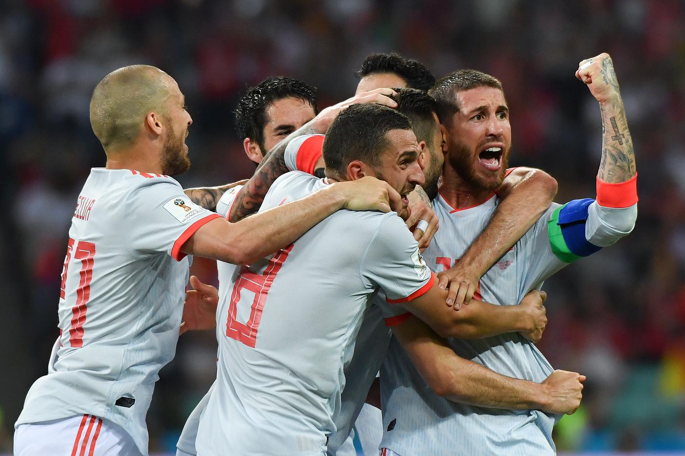 Iran-Spagna mercoledì 20 giugno, analisi e pronostico Mondiali Russia 2018 girone B