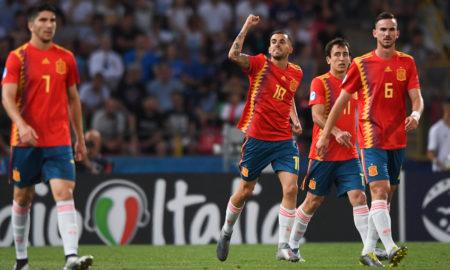 Spagna-Francia 27 giugno: si gioca per le semifinali degli Europei Under 21. Si affrontano 2 nazionali molto tecniche.