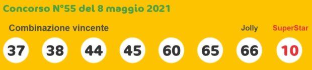 Estrazioni lotto superenalotto quote 10elotto Estrazioni 10 e lotto ogni 5 minuti in diretta Estrazione 10elotto 5 minuti lotto 10 e lotto serale sabato 8 maggio 2021 numeri vincenti verifica vincite